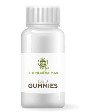 CBD Gummies by the Medicine Man