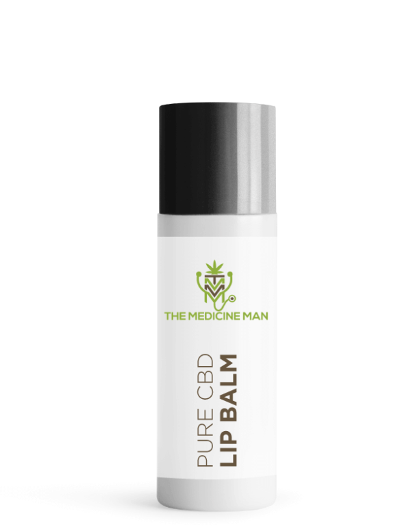Pure CBD Lip Balm by the Medicine Man