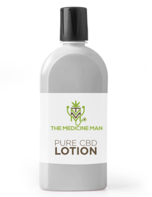 Pure CBD Lotion by the Medicine Man