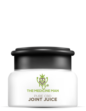 Pure CBD Joint Juice by the Medicine Man